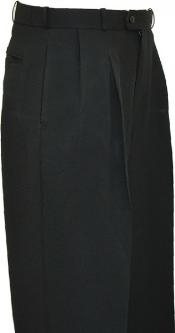 Dress Pants Basic Solid