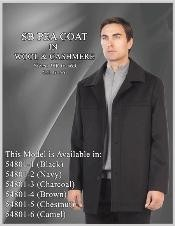 mens Car Coat -