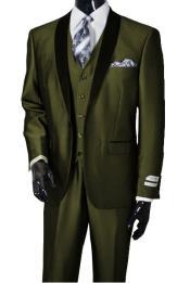 Green Shawl 3 ~