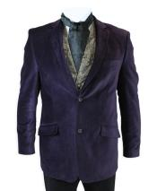 Smoking Jacket Very Dark