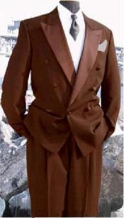 Chocolate Color Tuxedo