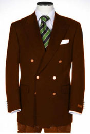 Breasted Sportcoat Jacket With