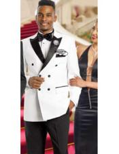 Tuxedo Suits Jacket Button
