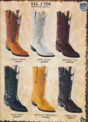 West J-Toe Formal Shoes