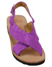 Skin Sandals Magenta in
