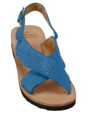 Skin Pacific Blue Sandals