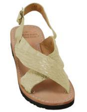 Skin Stone Sandals in