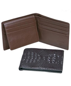 Genuine Hornback crocodile skin