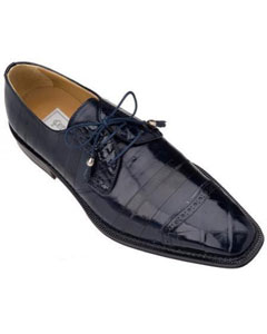 Navy Genuine Gator skin