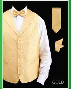 Piece Vest Combo (Bow