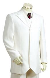 Formal Suit White Shirt