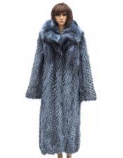 Fur Full Length Crystal