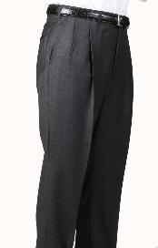 Parker Pleated creased Pants