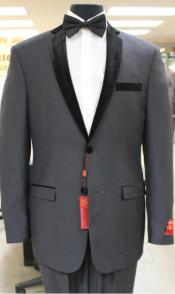 Tuxedo Two buttons notch