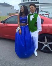 Closure White Shirt Prom