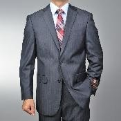Herringbone Tweed 2-button Suit