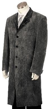 Velvet Suit Grey