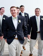 and Groomsmen Wedding Attire