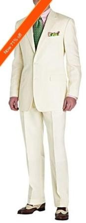 White Wedding Suits For