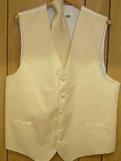IVORY Groomsmen Wedding Vest