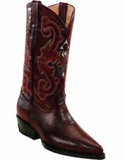 Boots With J Toe