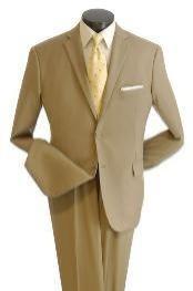 Slim affordable suit