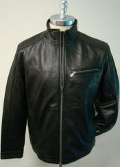 Zealand LambSkin with zipper