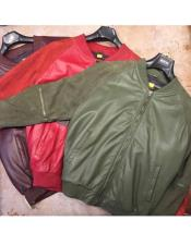 Zipper Closure Classic Banded