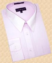 Solid Plain Lavender Cotton