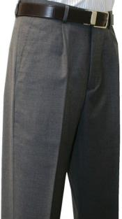 Pleated creased Dress Pants