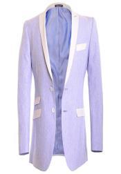 Linen Fashion Light Blue