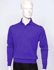 Long Sleeve Silk/Cotton Fine