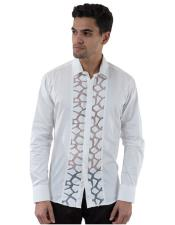 Sleeve Wire Button Down