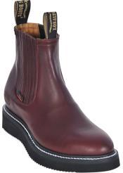 BOOTS Burgundy ~ Maroon