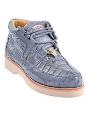 Altos Genuine GRAY Caiman