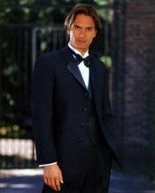 Dark color black TUXEDO