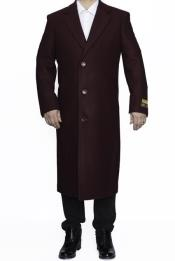 Lapel Long Mens Dress