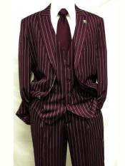 Piece Fashion Suit Pleated