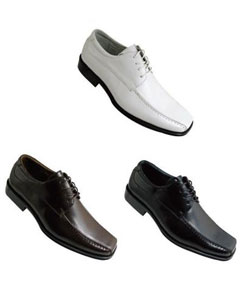 Solid Plain Dress Shoes