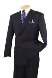 2 Piece Suit Navy