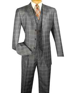 buttons Plaid Window Pane