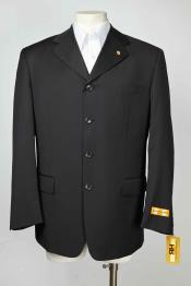 Collared Four buttons Single