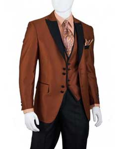 of Benets Vested Suit