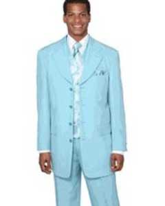 Sky Blue Suit Perfect