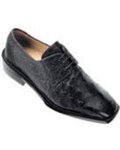 Belvedere Fabio Ostrich Shoes