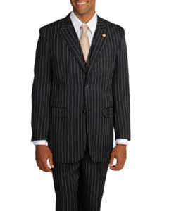 9bab71db Stacy Adams Suits, Double Breasted Suit, Mens plaid suit