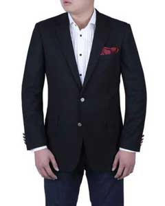 Notch Lapel Classic Fit