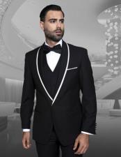 Tux Black Fashion by