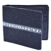 black stingray skin Wallet