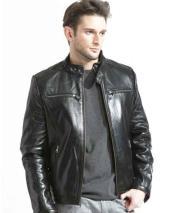 Leather Lambskin Modern European